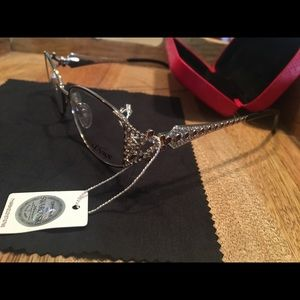 Swarovski Accessories - Swarovski Crystal Caviar Women's glasses